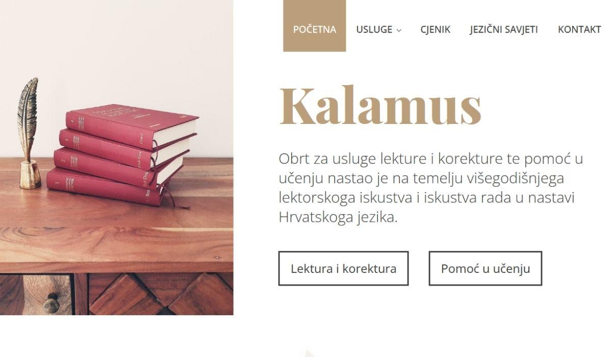 primjer web stranice 2